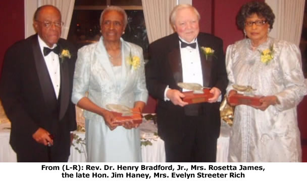 Our 2007 Honorees