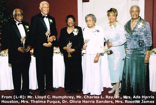 Our 2008 Honorees