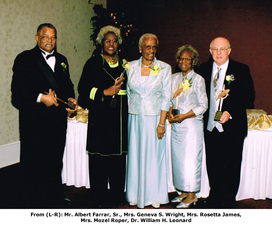 Our 2009 Honorees