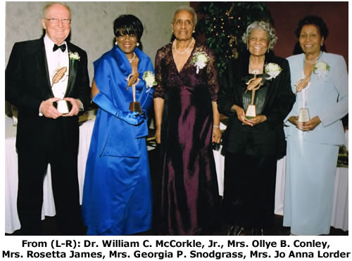 Our 2010 Honorees