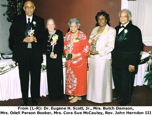 Our 2011 Honorees